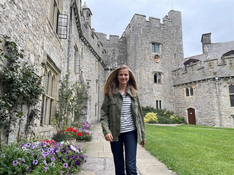 Prinzessin Leonor: Auf dem Harry-Potter-Internat lernt sie Königin