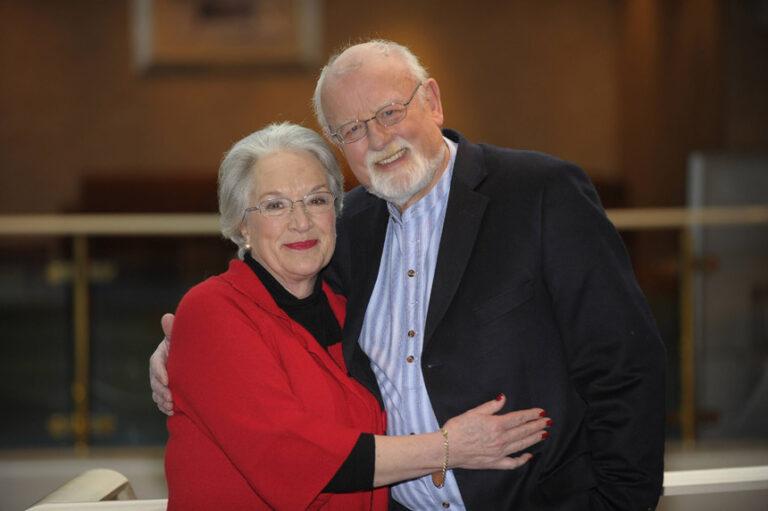 Roger Whittaker & seine Natalie: Den letzten Weg gehen sie gemeinsam