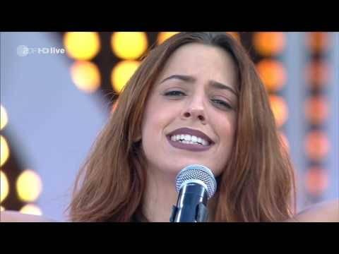 """Vanessa Mai – """"Ich sterb für Dich"""" (ZDF-Fernsehgarten 21.05.2017)"""
