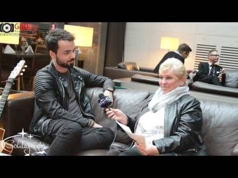JONATHAN ZELTER Interview, Unplugged und Gewinnspiel 10.04.2017