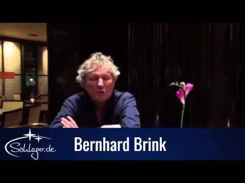 Bernhard Brink grüßt die Fans von Schlager.de