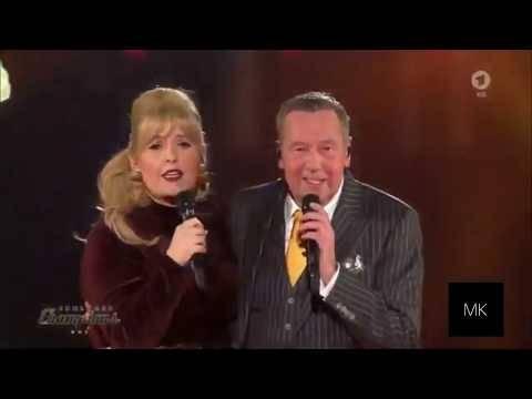Maite Kelly und Roland Kaiser | Warum hast du nicht nein gesagt | Schlagerchampions 2020