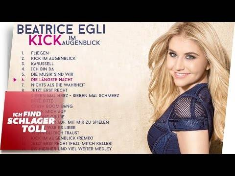 Beatrice Egli – Die längste Nacht (Albumplayer)