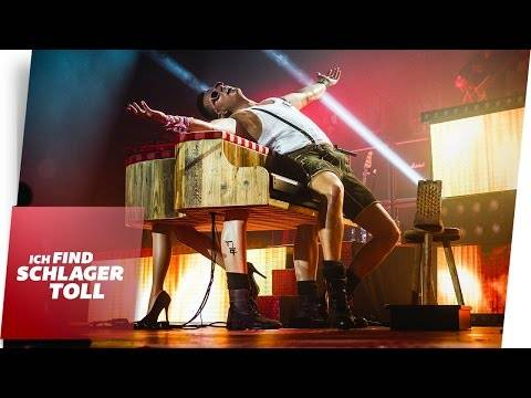Andreas Gabalier – Hulapalu Live (Official Video)