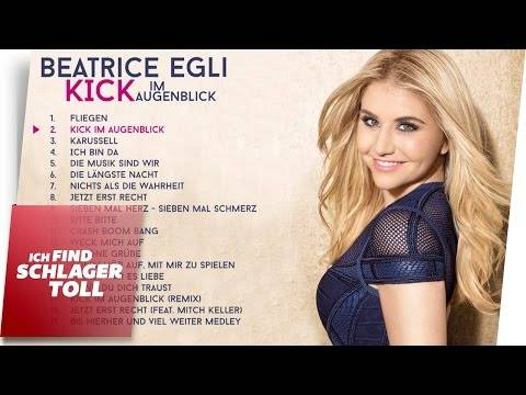 Beatrice Egli – Kick im Augenblick (Albumplayer)
