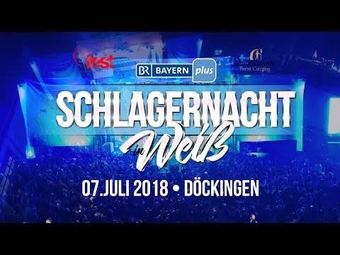 4. Schlagernacht in Weiß am 07.07.2018 – Das Line-Up