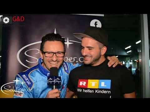 RTL Wir helfen Kindern, Spendenmarathon Daytona Vip und RTL Team