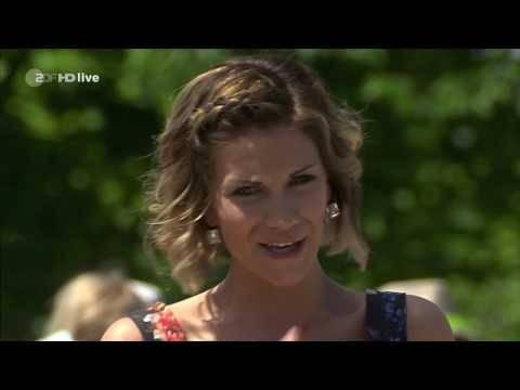 """Anna Maria Zimmermann – """"Die einzig wahre Liebe"""" (ZDF-Fernsehgarten 21.05.2017)"""