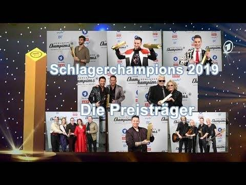 Schlagerchampions 2019 I Die Preisträger