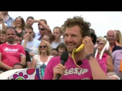 Luke Mockridge's legendärer Auftritt im ZDF Fernsehgarten + Andrea Kiewel's Statement (18.08.2019)