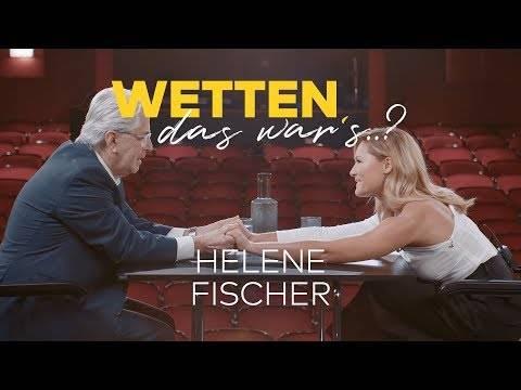 Wetten, das war's..? Frank Elstner trifft Helene Fischer