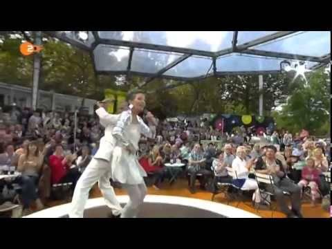 Paso Doble – Computerliebe (ZDF-Fernsehgarten vom 31.08.2014)