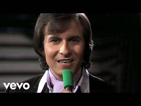 Michael Holm – Tränen lügen nicht (ZDF-Hitparade 30.11.1974)