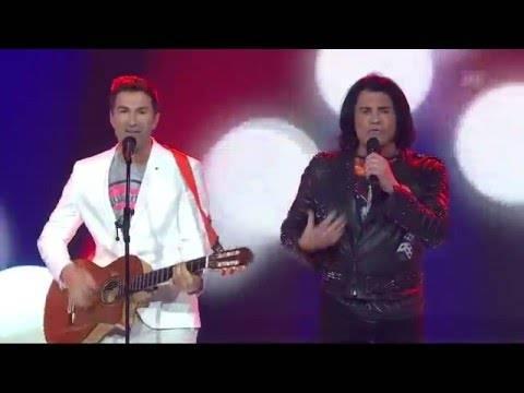 Costa & Lucas Cordalis - Anita (TV-Show