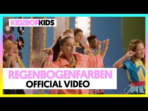 KIDZ BOP Kids - Regenbogenfarben (Official Video) [KIDZ BOP Germany 2]