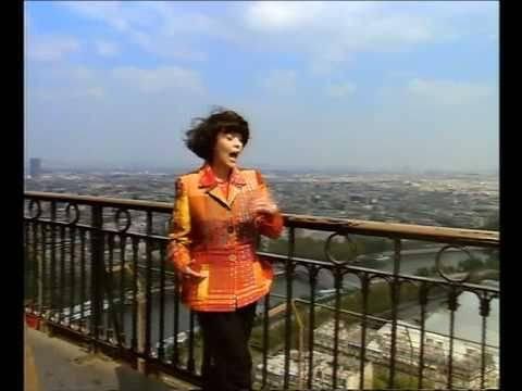 Mireille Mathieu – Hinter den Kulissen von Paris 1997