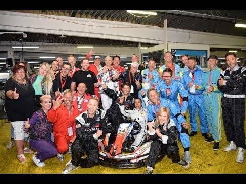 RTL Spendenmarathon auf der Daytona Kartbahn 08.09.2018