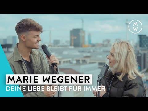 Marie Wegener & Karsten Walter (von Feuerherz) – Deine Liebe bleibt für immer