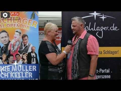 Manuel Dobler im Talk mit Schlager.de bei Knippi´s Popschlager
