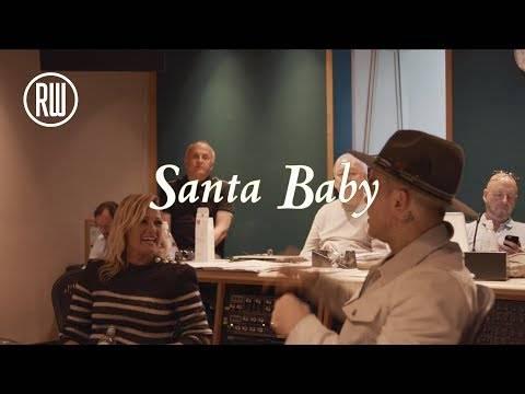 Robbie Williams | Santa Baby ft. Helene Fischer (Studio Video)