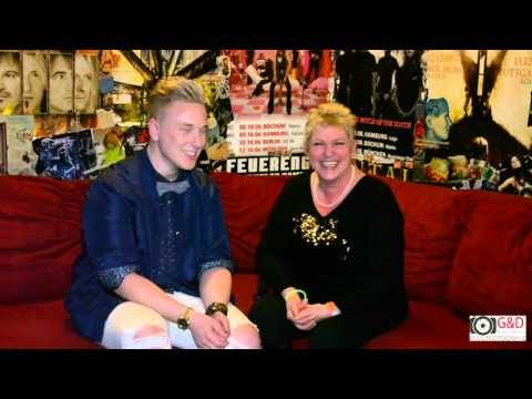 Interview mit PAT bei der Neon Release Party im Matrix Bochum am 28.02.2016
