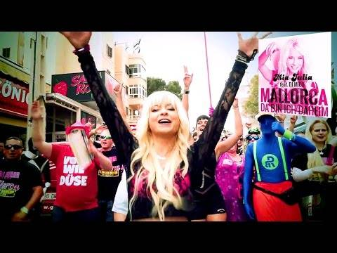 Mia Julia feat. DJ Mico – Mallorca da bin ich daheim (Official Video)