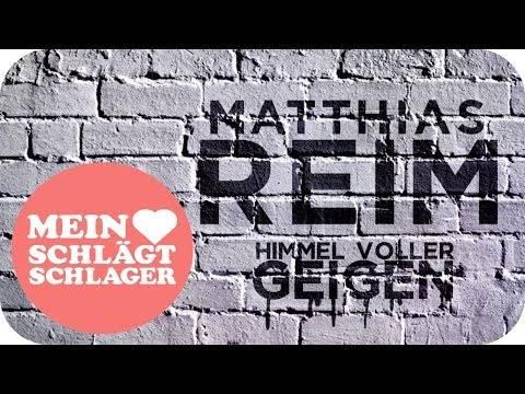 Matthias Reim – Himmel voller Geigen (Offizielles Lyric-Video)