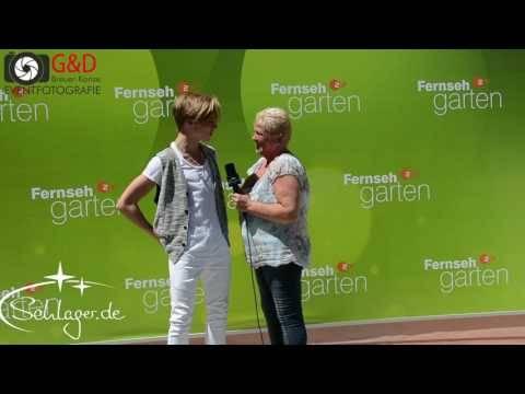 Matteo Markus Bok im ZDF-Fernsehgarten am 11.06.2017