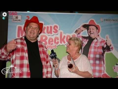Markus Becker CD Release Party zu King of Kidsclub, Interview uvm.