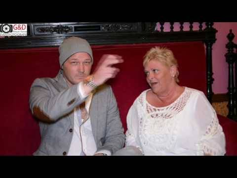 Ben Luca in Bremerhaven am 14.05.2016 mit Neuigkeiten oder wer interviewt wen?